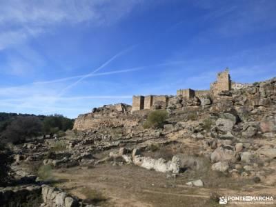 Ciudad de Vascos-Dolmen de Azután;clubs de montaña madrid grupo montaña madrid licencia montaña